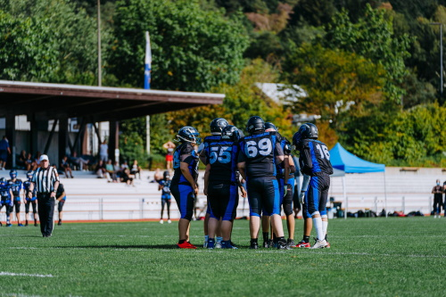 U 16 Turnier bei den Bad Homburg Sentinels