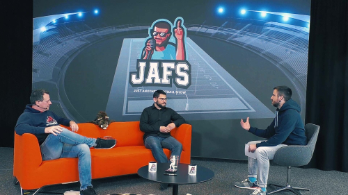 JAFS, Just Another Football Show