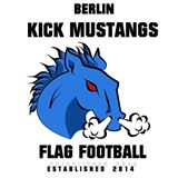 Berlin Mustangs Logo